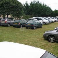 Parking verdoyant