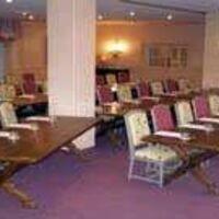 Salle de réunion aux armes de champagne