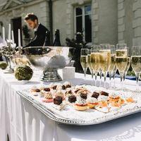 Château Le Saz, 44240, cocktail apéritif en terrasse