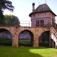 Osthoffen pont et donjon