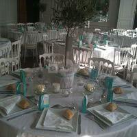 En reception