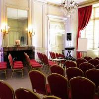 Salle des Compagnies en configuration conférence