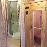 Le Sauna et cabin infrarouge