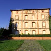 Le château, maison de maître fin XIXeme s.