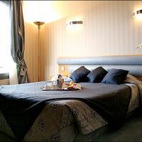 Une chambre à la villa luxembourg