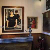 Musée de montmartre -salle du bistrot