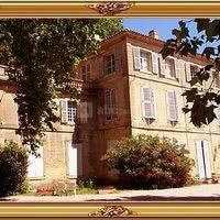 Le château en pleine nature provençale :3 hectares