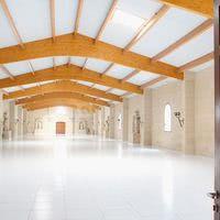 Salle floréal 750 m²