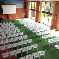 Putting green en conférence