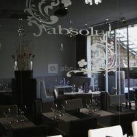 Le salon Black Absolu