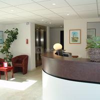 Réception hotel