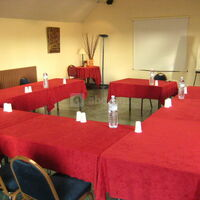 Salle de reunion de travail