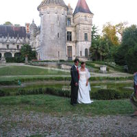 Un cadre idyllique pour un mariage