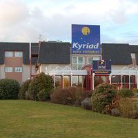 Hôtel kyriad deauville