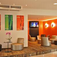 Hotel holiday-inn blois-centre bar lounge