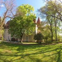 Parc et chateau