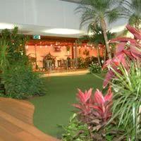 Atrium de cité golf
