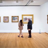 Galeries du musée des impressionnismes Giverny