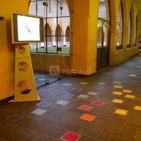La galerie du cloître des trinitaires