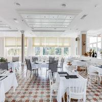 Restaurant Le Parc intérieur