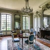 L'extraordinaire Salon régence