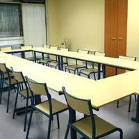 En u ou en rang d'école, nos salles s'adaptent à votre événement.