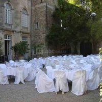 Terrasse 1 mariage