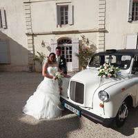 Mariés au Château de Lantic