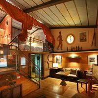 """Chambre """"Atelier du Peintre"""" : crédits photos / G. Picout, MPM, A. Rico, ME Brouet & DR"""