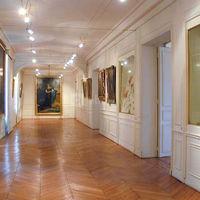 Salons du quesnoy - corridor