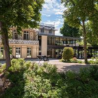 Les jardins du Pavillon Royal