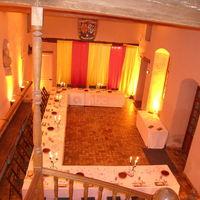 Salle des rois diner banquet 50 personnes