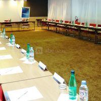 Salle de réunion ouverte
