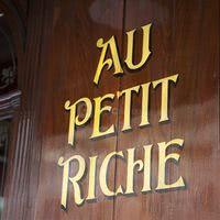 Au Petit Riche