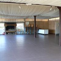 Intérieur de la salle des bernaches