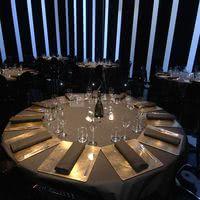 Diner sur scène