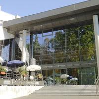 Le centre des congrès d'aix les bains