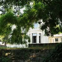 La villa margot à romans - terrasse côté sud