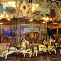 Carrousel - grande salle du manège