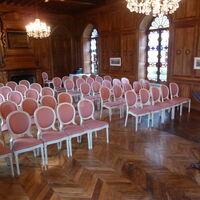 Salle en théâtre