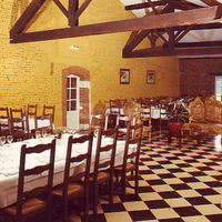 Salle repas de groupe jusqu'à 120 personnes