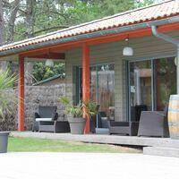 Villa et extérieurs