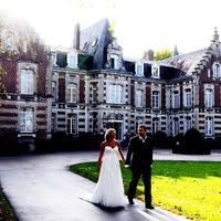 Mariage au château
