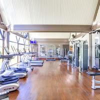 Salle de musculation - fitness