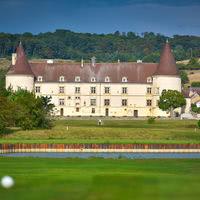 Hôtel-Golf Château de Chailly