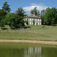 L'étang dans le parc