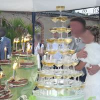 Mariage cour italienne