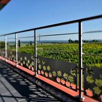 La terrasse de la croizille