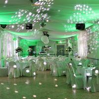 Salle de réception Green Back