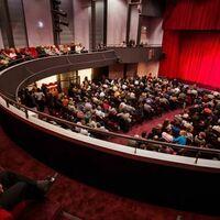 Salle théâtre : spectacle